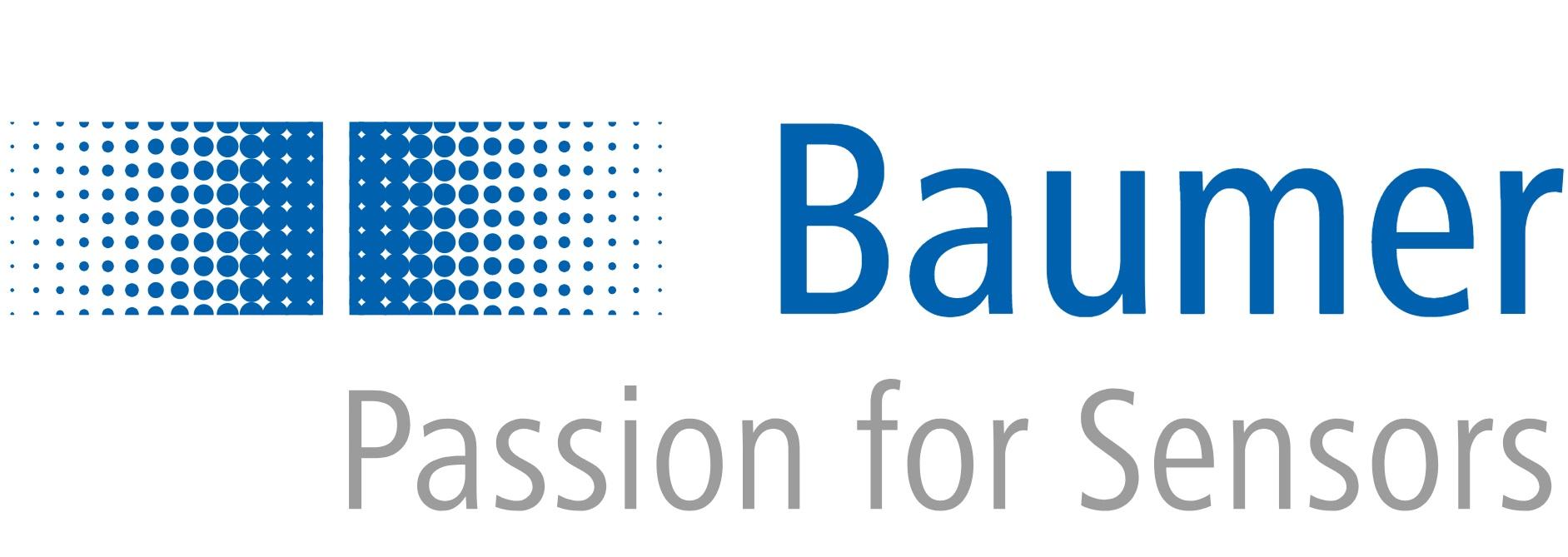 Baumer Sensors Logo