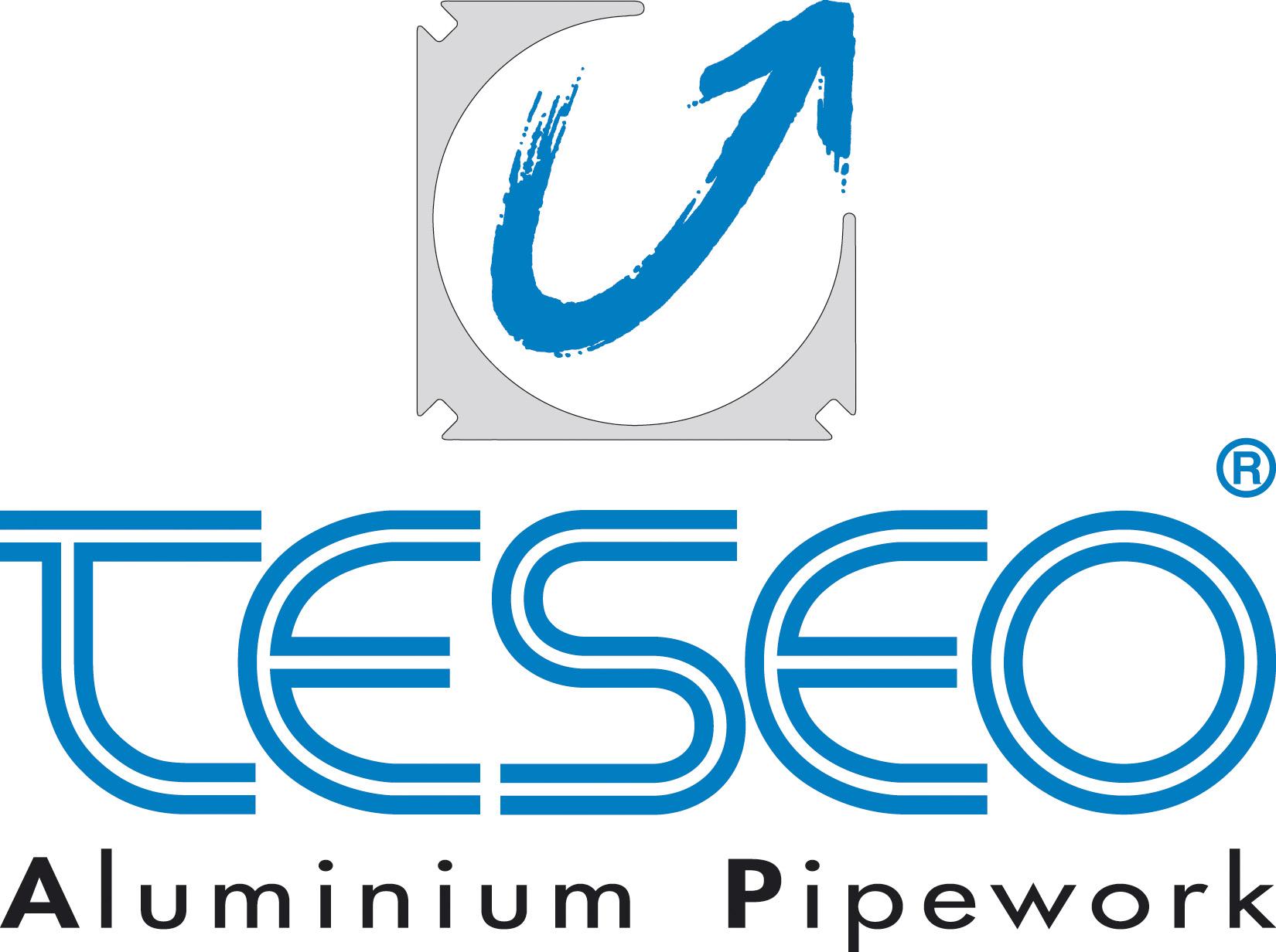 Teseo Aluminium Pipework - logo