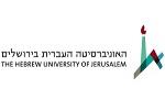 האוניברסיטה העברית בירושלים - לוגו
